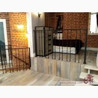 Кованые французские балконы, перила