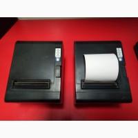 Принтер чеков LABAU TM-200 б/у. Купить принтер для чеков бу