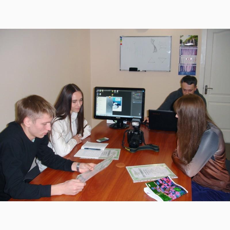 Фото 3. Курсы Работа в системе CorelDRAW «Территория знаний»