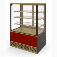 Кондитерская витрина VS-0, 95 VENETO CUBE МХМ (холодильная напольная)