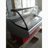 Витрина холодильная новая Juka выкладка 740 мм