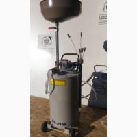 Вакуумная установка для замены масла 80 литров бак HC-2085
