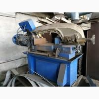 Ленточнопильный станок по металлу бу 200мм | ленточная пила UE 814 в отл.состоянии