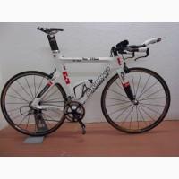 Argon 18 E-112 Carbon Fiber Time Trial Tri Bike 54CM Sram