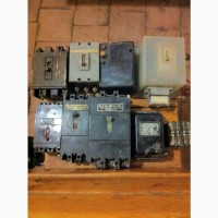 Выключатели автоматы:АК63-3М, АЕ-2036, АЕ-2056, П6-111, А3163, АП50, ВА51-25, БДС601