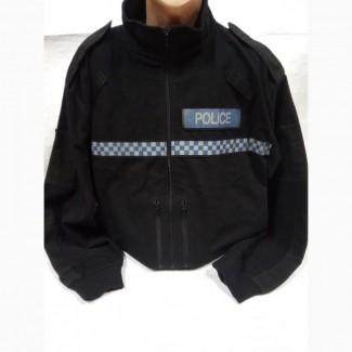 Оригинальная Полицейская Ветрозащитная флисовая кофта