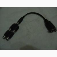Переходник-разветвитель с кабелем-переходником