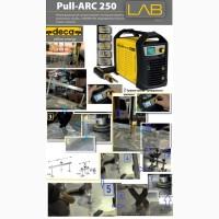 Споттер по алюминию DECA PULL ARC 250 LAB для рихтовки кузовов кольцами или винтами М4 М5