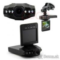 Автомобильный видеорегистратор DVR-027 HD (H-198) 1280×720 регистратор Черный