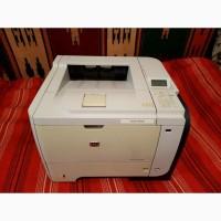 Принтер лазерный HP Laserjet P3015dn Duplex Lan Сетевой Отличный