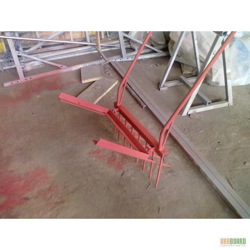 Легкая прочная лестница своими руками 76