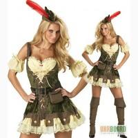 Карнавальный костюм Лесной Королевы Охотницы