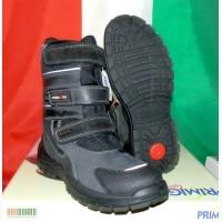 Ботинки детские зимние кожаные Primigi Gore-Tex оригинал п-о Италия