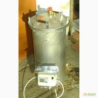 Автоклав различной вместимостью от 45 до 1000 литров