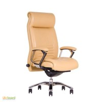 Скидка 30% Business кресла в Люкс коже SINOPE Италия