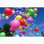 Гелиевые шары от 12 грн, Воздушные и Гелевые шарики в Киеве (Оболонь)