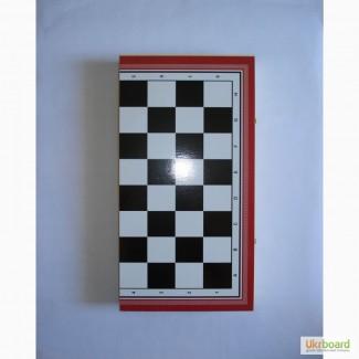 Шахматы,шашки,нарды N3, доска 510Х480мм.