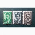 Продам марки СССР 1930-1950 годов. Полные серии