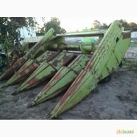 Жатка кукурузная Claas 4 рядная / Oros / Geringhoff / Fantini