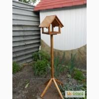 Продам кормушку для птичек на подставке и без