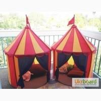 Классная детская палатка (новая) ikea