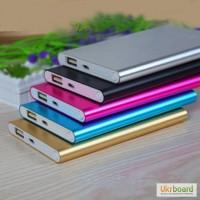 Зарядное мобильное устройство Power Bank 6000mAh