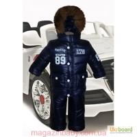 Зимняя курточка и комбинезон для мальчика MEGATON 89