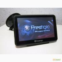Автомобильный GPS навигатор Prestigio Geovision 5151. Полный комплект