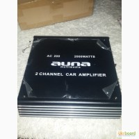 Auna W2-AC200 2-канальний автомобільний підсилювач