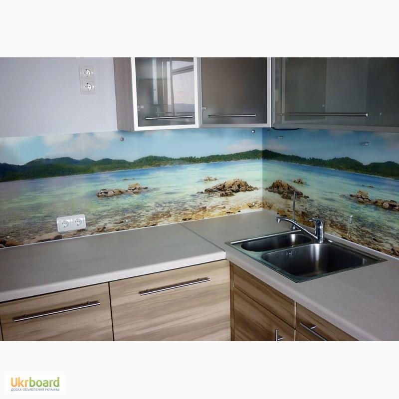 фотопечать для стеновой панели картинки