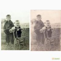 Оцифровка старых фотографий
