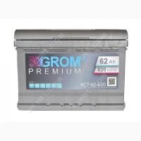 Купить аккумулятор GROM PREMIUM в Украине. Доступные цены, высокое качество