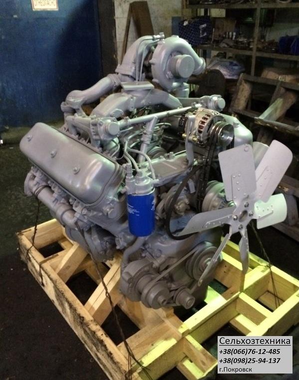 Ремонт двигателя д-65
