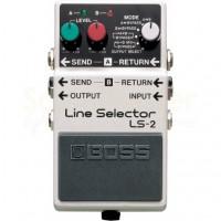 Продам педаль BOSS LS-2 Line Selector