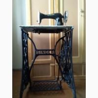 Продам старинную швейную машинку Singer 1908г