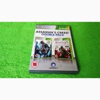 Assassin#039;s Creed double pack Xbox 360