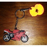 Брелок-мотоцикл