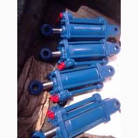 Гидроцилиндр рулевой Ц50-3405215А (МТЗ-80, МТЗ-82) ЦС-50 без пальцев