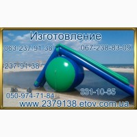 Бассейны аттракционы надувные водные из пвх продажа Изготовление и под заказ Производитель
