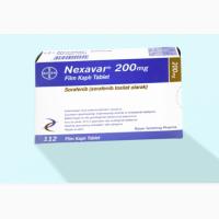 Нексавар 200мг / Nexavar 200 mg в наличии в Киеве