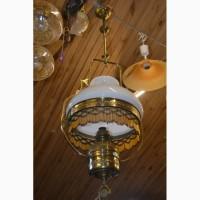 Подвесной светильник с бисером стеклянный светильник ...