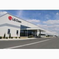 Работа на фабрике LG Chem