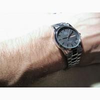 Часы QQ мужские, кварцевые, новые, механизм Miyota (Япония)