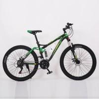 Двухподвесный горный велосипед Sigma Hammer Active 26
