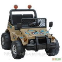 Детский электромобиль Джип А - 15 R