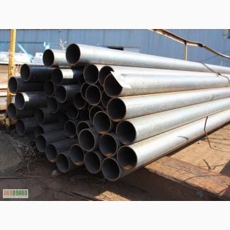 Трубы профильные, круглые ф57,76,89, 40х20,40х40 для заборов, теплиц и пр.