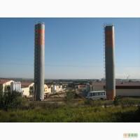Металлоконструкции, водонапорные башни. резервуары