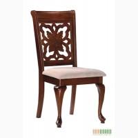 Мягкий стул Аманда, цвет каштан