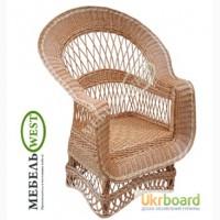 Стулья плетеные, Кресло По кругу