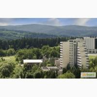 Отдых и лечение в сан. Молдова в Трускавце